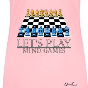 LetsPlay - chess Sweatshirts - Women's Premium T-Shirt