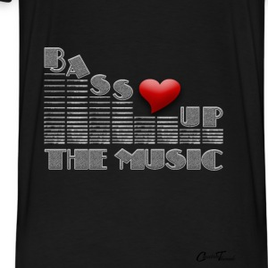 equalizer-bassup Sweatshirts - Men's Premium T-Shirt