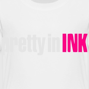 PRETTY IN INK Kids' Shirts - Toddler Premium T-Shirt