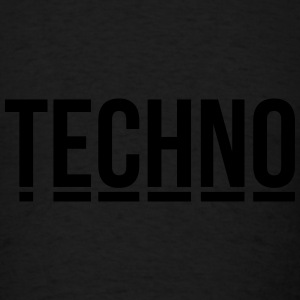 techno music club minimal Detroit Sound DJ Djane Long Sleeve Shirts - Men's T-Shirt