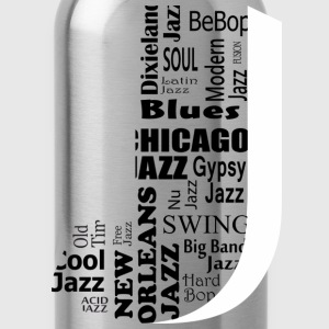 Jazz Women's T-Shirts - Water Bottle