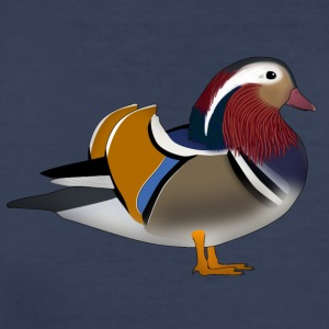 mandarin duck Kids' Shirts - Toddler Premium T-Shirt