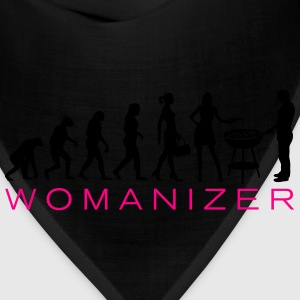 Evolution Ladies BBQWomanizer 2C T-Shirts - Bandana