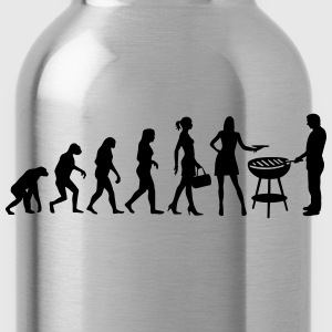 Evolution Ladies Grill Women's T-Shirts - Water Bottle