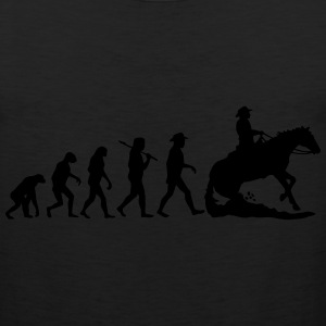 Evolution Mens Western Ri T-Shirts - Men's Premium Tank
