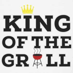King of the grill Caps - Men's T-Shirt
