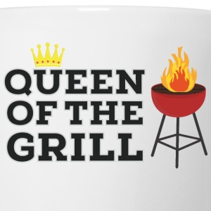 Queen of the grill T-Shirts - Coffee/Tea Mug