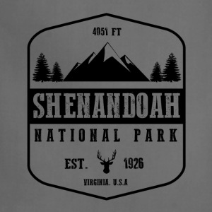 Shenandoah National Park Hoodies - Adjustable Apron