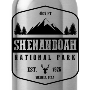 Shenandoah National Park Hoodies - Water Bottle