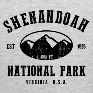 Shenandoah National Park Hoodies - Men's Premium Tank