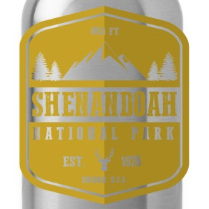 Shenandoah National Park T-Shirts - Water Bottle