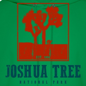 Joshua Tree National Park T-Shirts - Men's Hoodie