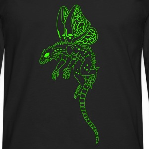Insect Dragon - Men's Premium Long Sleeve T-Shirt