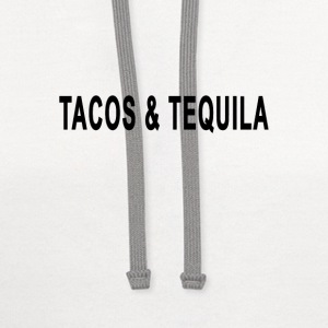 tacos__tequila - Contrast Hoodie