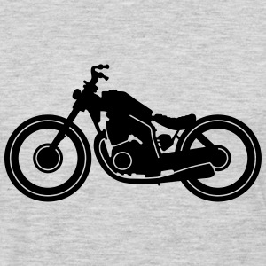 chopper T-Shirts - Men's Premium Long Sleeve T-Shirt