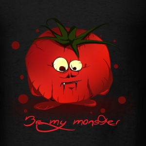 Cool Tomato Monster - Men's T-Shirt