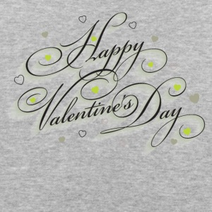 happy-valentine's-day Hoodie - Baseball T-Shirt