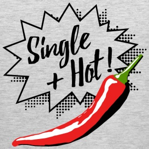 Single and hot T-Shirts - Men's Premium Tank