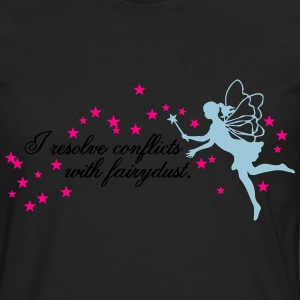 Resolving Conflicts With Fairydust 3C Women's T-Shirts - Men's Premium Long Sleeve T-Shirt