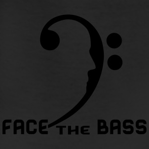 Face The Bass T-Shirts - Leggings