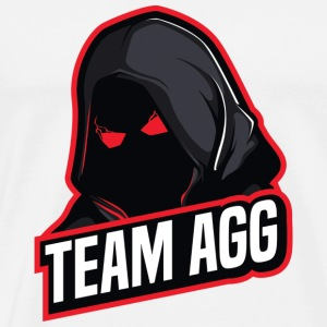 Team AGG Buttons - Men's Premium T-Shirt