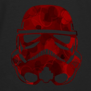 Valentine Trooper HOODIE MAN - Men's Premium Long Sleeve T-Shirt