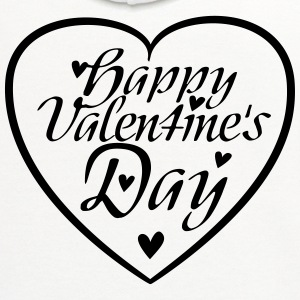 Happy Valentine's Day T-Shirts - Contrast Hoodie