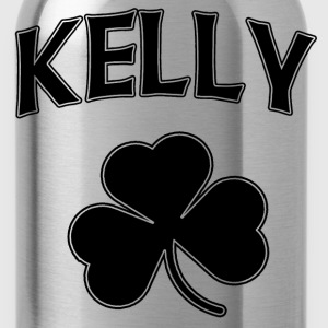 Kelly Irish Shamrock St Patricks Day Hoodies - Water Bottle