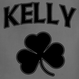 Kelly Irish Shamrock St Patricks Day Women's T-Shirts - Adjustable Apron