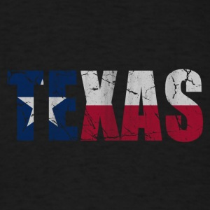 Texas Flag of Vintage Baby Bodysuits - Men's T-Shirt