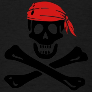 jolly roger pirate Tanks - Men's T-Shirt