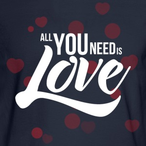 valentines day heart 15 - Men's Long Sleeve T-Shirt