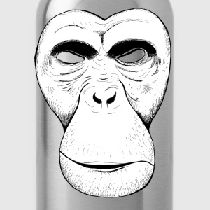 Apemask (chimpanzee) - Water Bottle
