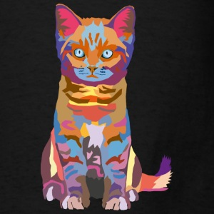 wpap kitten Bags & backpacks - Men's T-Shirt