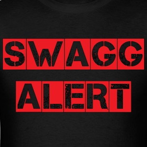 SWAGG ALERT Men's 3XL/4XL Hoodie - Men's T-Shirt