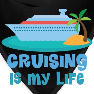 Vacation Cruise Ship Fun Women's T-Shirts - Bandana