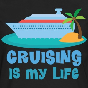 Vacation Cruise Ship Fun Women's T-Shirts - Men's Premium Long Sleeve T-Shirt