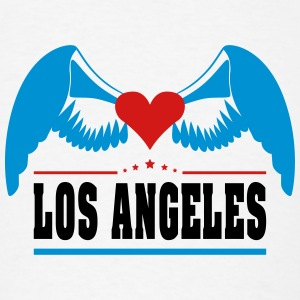 Los Angeles Phone & Tablet Cases - Men's T-Shirt