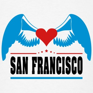 San Francisco Phone & Tablet Cases - Men's T-Shirt