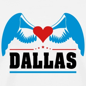 Dallas Phone & Tablet Cases - Men's Premium T-Shirt