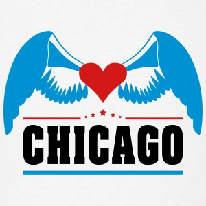 Chicago Phone & Tablet Cases - Men's T-Shirt
