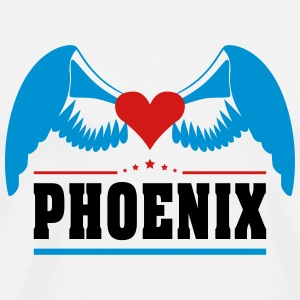 Phoenix Phone & Tablet Cases - Men's Premium T-Shirt