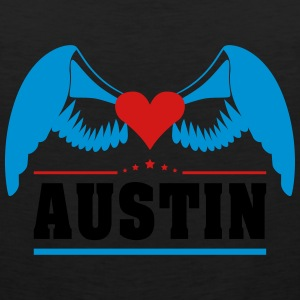Austin Women's T-Shirts - Men's Premium Tank