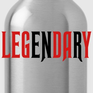 legendary leg day T-Shirts - Water Bottle