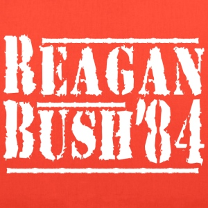 Reagan bush'84 - Tote Bag