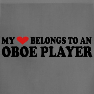 My Heart Belongs To An Oboe Player - Adjustable Apron