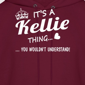 It's a Kellie thing - Men's Hoodie