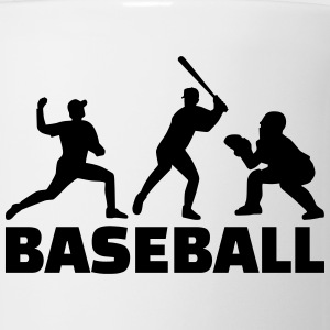 Baseball Women's T-Shirts - Coffee/Tea Mug