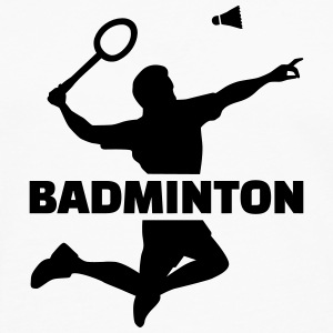 Badminton Kids' Shirts - Men's Premium Long Sleeve T-Shirt