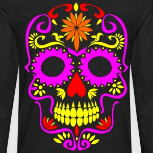Skull Head  - Men's Premium Long Sleeve T-Shirt